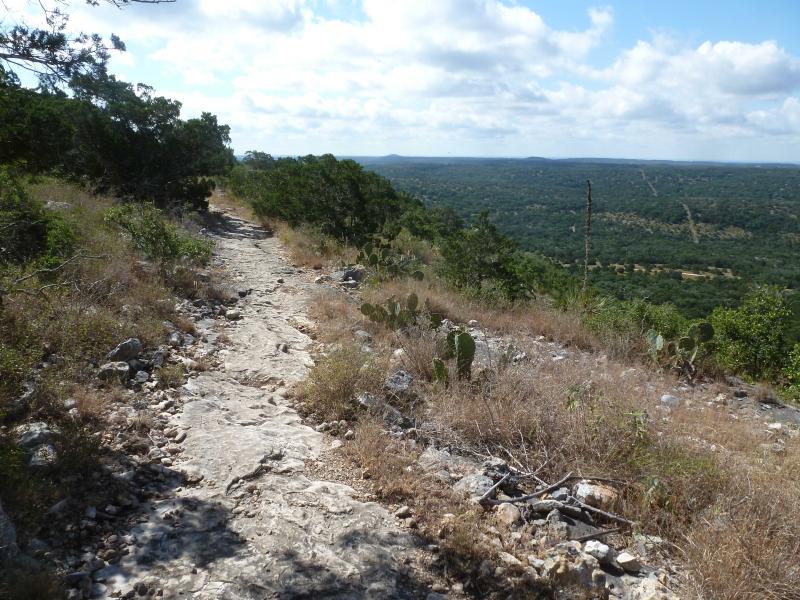 HCSNA trail 2