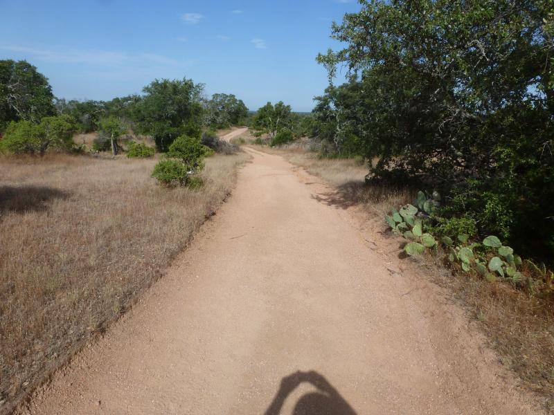 Loop trail view 1
