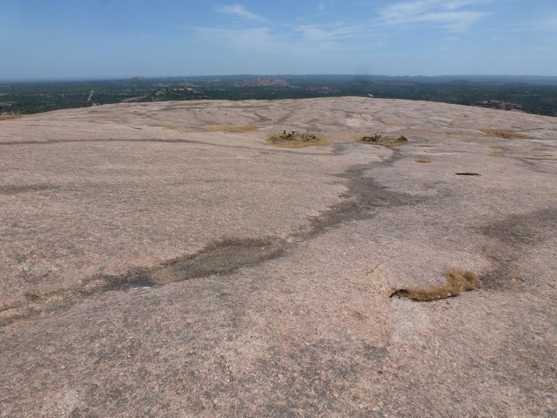 Summit area