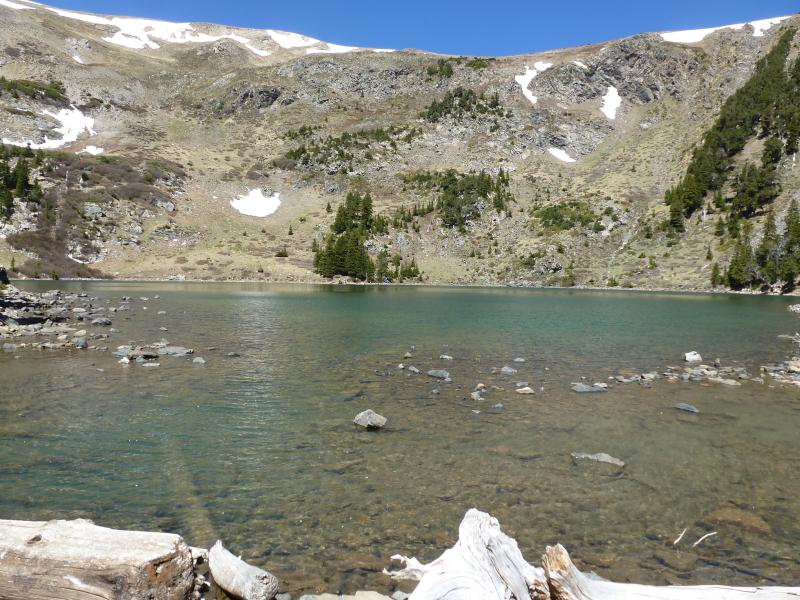 Lost Lake - lake view