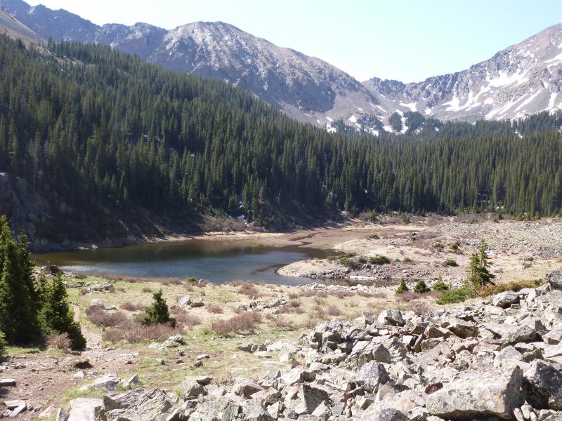 Williams Lake - lake view