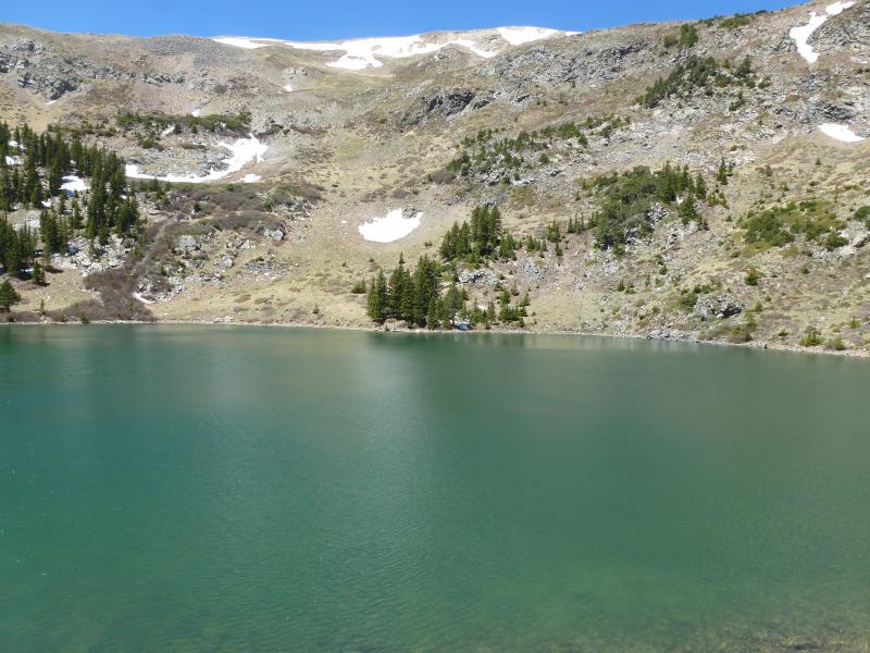 Lost Lake - lake view 2