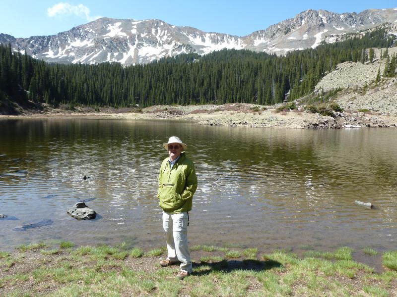 Williams Lake - Steve view
